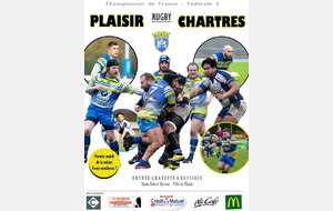 PLAISIR RC / RUGBY CHARTRES M.